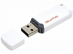 Флэш-диск QUMO 16 Gb Optiva-02 White