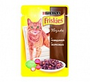 FRISKIES Cat КвЖ Говядина 100g