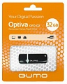 Флэш-диск QUMO 32 Gb Optiva-02 Black