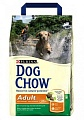 DOG CHOW ADULT ВзСоб  Курица 800гр