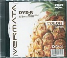 Vermata DVD-R 4,7Gb 16x Slim (5)