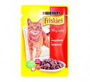 FRISKIES Cat КвП Инд&Печ 100г