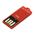 Флэш-диск QUMO 32 Gb Sticker Red