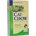 CAT CHOW ADULT Кролик, Печень 400гр